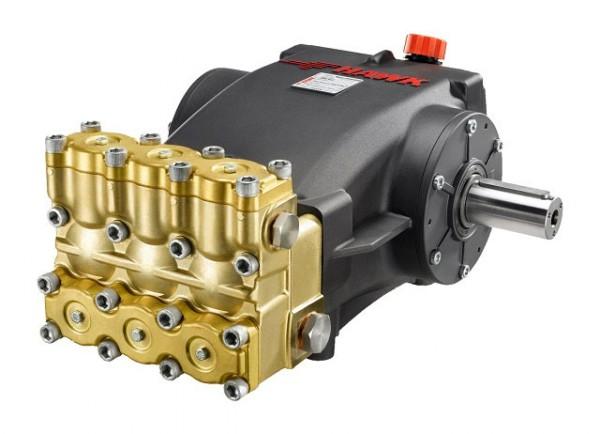 Плунжерный насос высокого давления для автомойки  HAWK HFR80SL (280 bar 80л/мин)