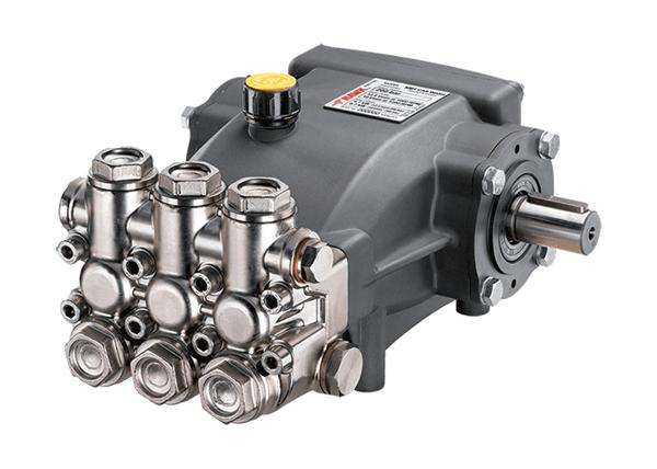 Плунжерный насос высокого давления для автомойки  HAWK NMT1820CW(R/L) (200 bar 18л/мин)